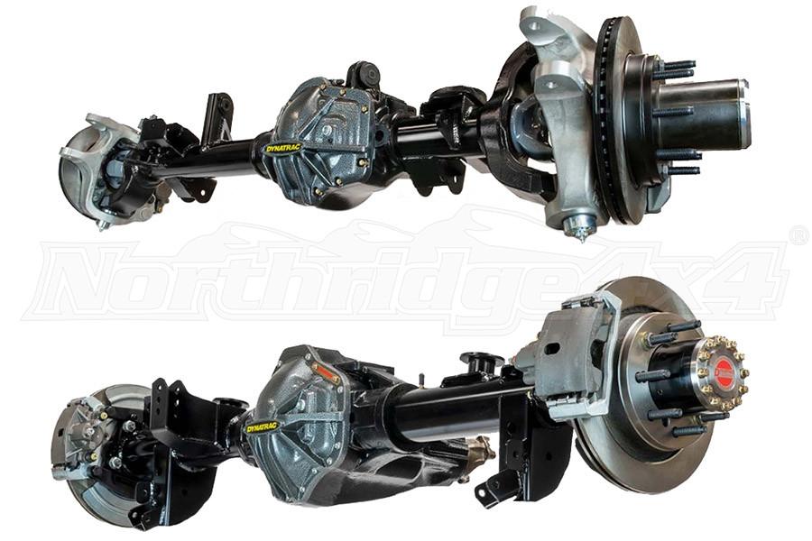 Dynatrac ELITE 60/80 Axle Set, ARB Air Locker 5 13 68 5 Width