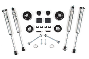 BDS Suspension 2in Coil Spacer Lift Kit (Part Number: )