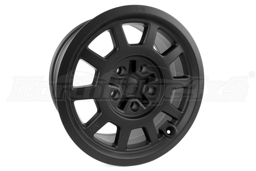 AEV Salta Series Wheel Matte Black 17x8.5 5x5 (Part Number:20403015AB)