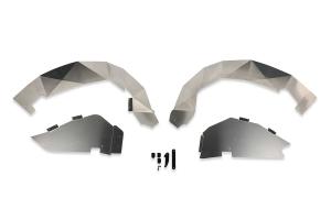 FabTech Rear Inner Fender Liners - JL