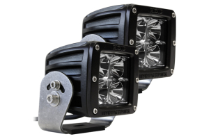 Rigid Industries Dually HD D-Series Flood Light Pair (Part Number: )