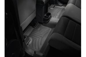 WeatherTech Rear Floorliner Black (Part Number: )