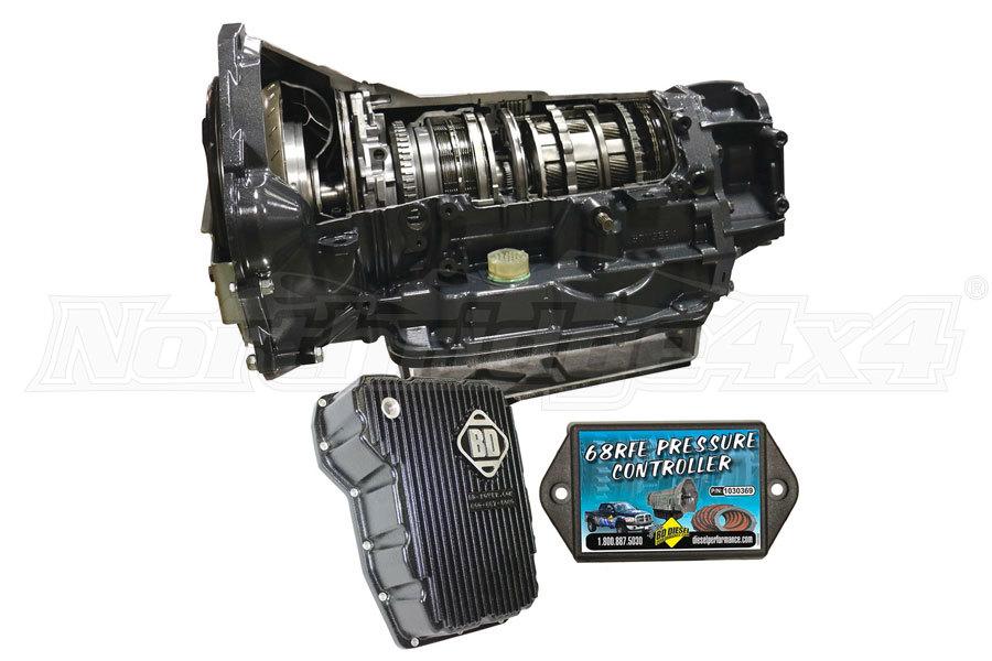 BD Diesel Automatic Transmission - 2007-2018 Dodge