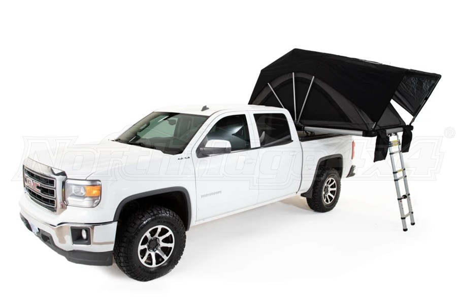 FreeSpirit Recreation High Country Series 63in Roof Top Tent - Grey/Black/Grey Trim