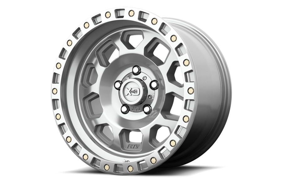 XD Series Wheels XD132 RG2 MACHINED Wheel 17x9, 5x127.00   (Part Number:XD13279050512N)