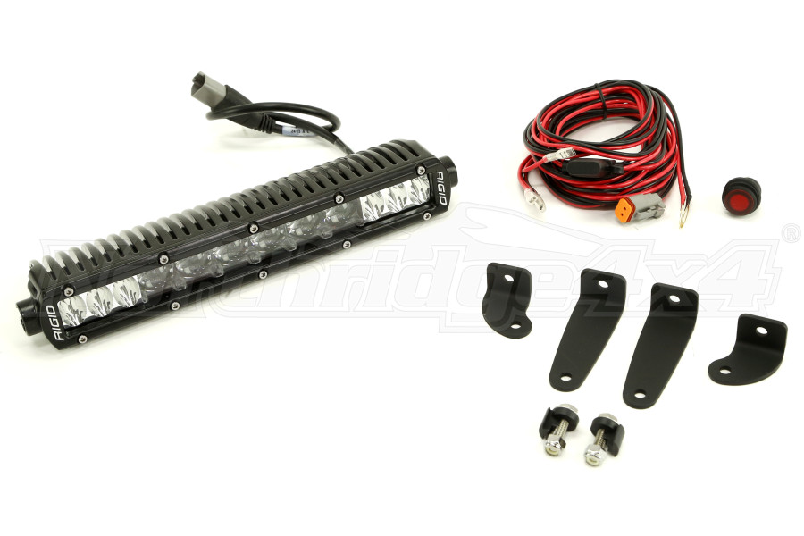 Rigid Industries SR 10in LED Combo Light Bar  (Part Number:911313)