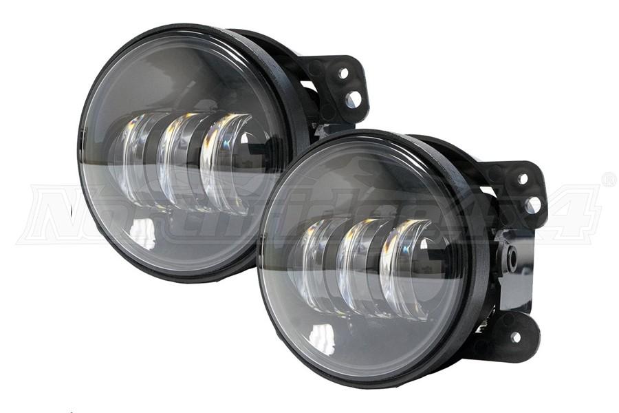 DV8 Offroad LED Fog lights, Pair (Part Number:R4FL16W3W)