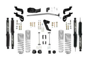 Rubicon Express Progressive Coil Sport Lift Kit 3.5in w/Twin Tube Shocks ( Part Number: RE7125PT)