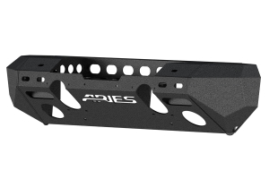 Aries Trail Chaser Front Bumper (Option 6) - JK