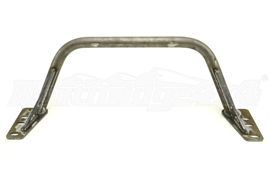 Savvy Offroad Winch Guard Front Bumper (Part Number:BMP-WGJK)