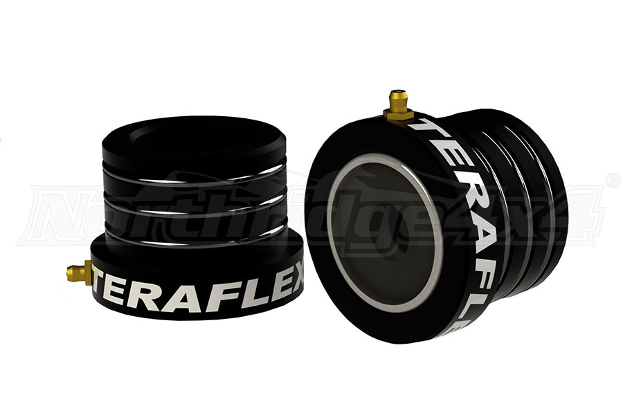 Teraflex JK High Performance Tera30/44 Front Axle Tube Seal - w/ 1/2in Wall Tube (Part Number:4354050)