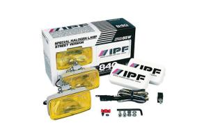 ARB IPF Amber Glass Lens Fog Light Kit (Part Number: )
