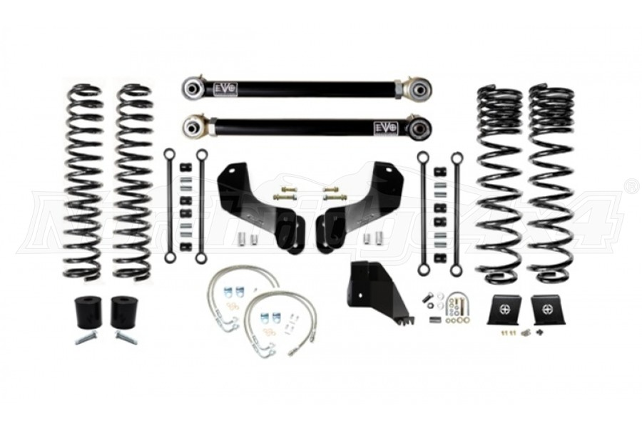 EVO Manufacturing 6.5in Enforcer Overland Stage 2 Lift Kit  (Part Number:3065S2)