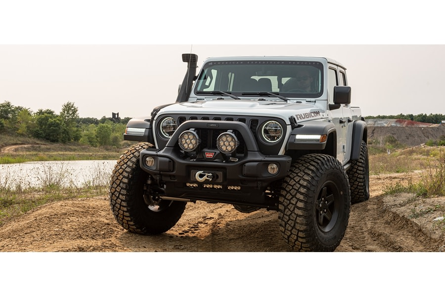 AEV RX Front Bumper  - JT/JL