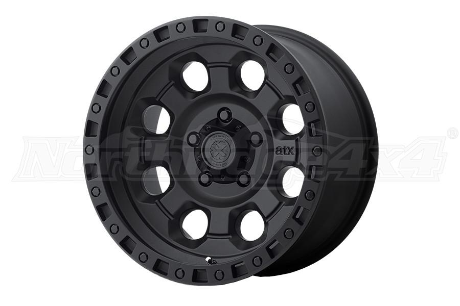ATX SERIES AX201 CAST IRON BLACK 17X9 5x5 - JK/JL