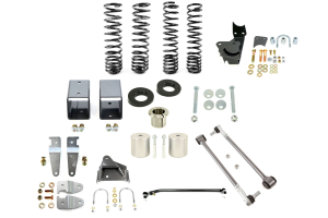 Synergy Manufacturing 3in Suspension System Lift Kit, Stage 1.5 (Part Number: )