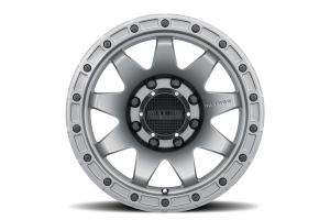 Method Race Wheels MR317 Titanium Wheel - 17x8.5 8x6.5