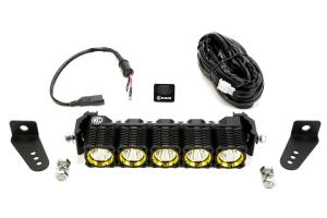 KC Hilites Flex Array LED Light Bar 10 (Part Number: )