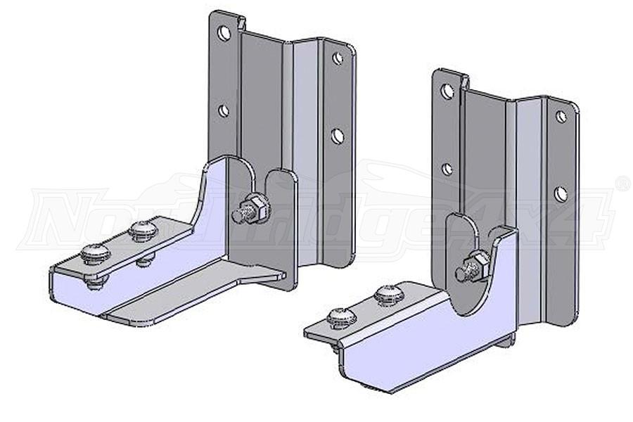 ARB Quick Release Awning Bracket Kit4 | 813408 | Northridge4x4
