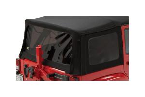 Bestop Supertop NX Tinted Window Kit Black Twill (Part Number: )