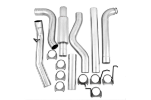 MBRP Performance Series Down Pipe Back 4in Exhaust System (Part Number: )