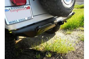 Poison Spyder RockBrawler Rear Bumper w/Shackle Tabs (Part Number: )
