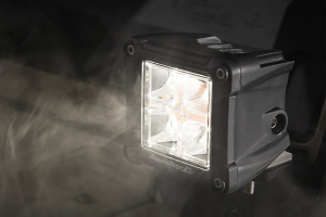 Rugged Ridge Cube LED Light, Combo High/Low Beam