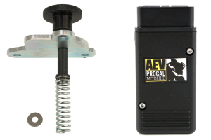EVO Manufacturing Sway Bar Disconnect Kit w/AEV PKG PROCAL Programmer ( Part Number: 1087-30406007AG-KIT)