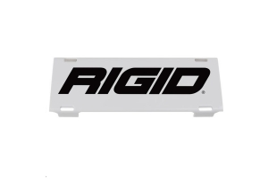 Rigid Industries E-Series Optical Grade Light Cover White (Part Number: )