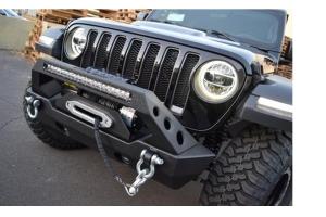 DV8 JK to JT/JL Front Bumper Adapter Bracket - JT/JL
