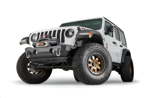 Warn Crawler Stubby Front Bumper w/out Tube (Part Number: )
