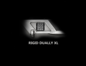 LOD Destroyer Light Bezel Options, Rigid D-Series XL Light Bare Steel (Part Number: )