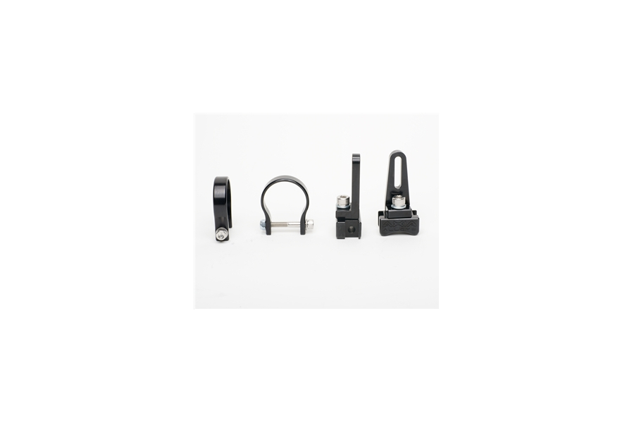 Rigid Industries Universal LED Clamp Mount System 2.5in (Part Number:45220)