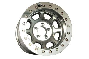 Trail Ready HD Series Aluminum Beadlock Wheels 17x8.5 5x4.5 (Part Number: )