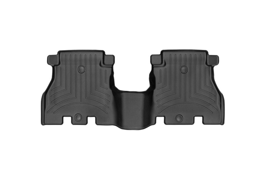 Weathertech Rear Floor Liner, Black - JL 4dr