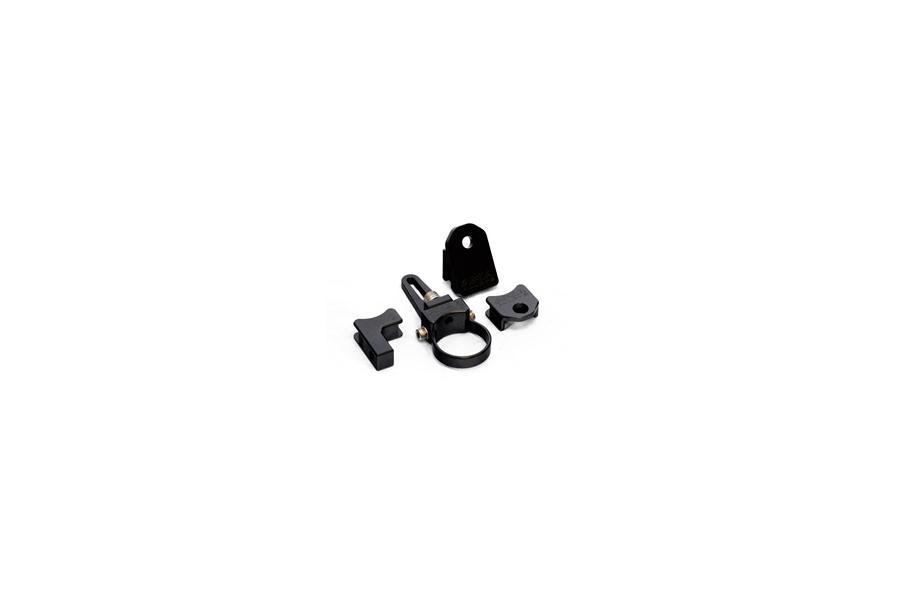 Rigid Industries 3.25in A-Pillar Bar Clamp Kit (Part Number:43230)