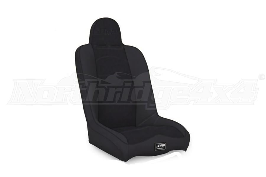 PRP Seats Daily Driver High Back Seat Black