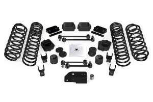 Teraflex 2.5in Coil Spring Base Lift Kit w/ Shock Extensions - JL 2Dr