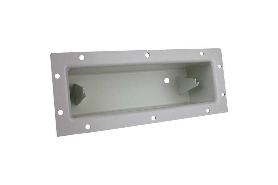 Rigid Industries SR-Series 6in Flush Mount Bucket White (Part Number:40013W)