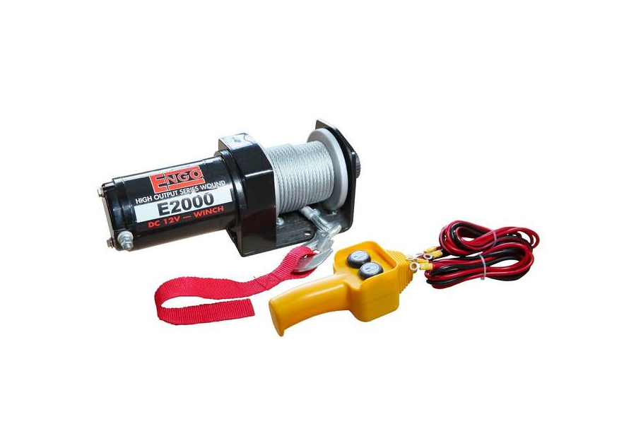 ENGO USA E2000 Winch (Part Number:77-02000-A)