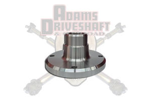 Adams Driveshaft 1350 Series Sag Style Rear Forged CV Transfer Case Flange - JL