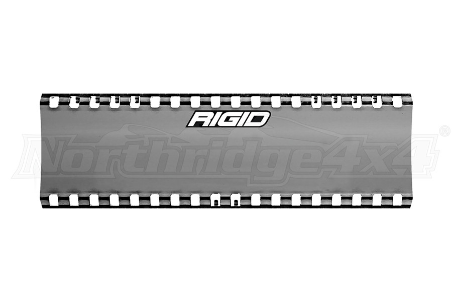 Rigid Industries SR-Series 6in Cover, Smoke (Part Number:105913)