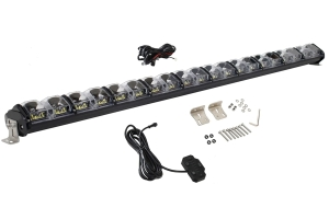 Overland Vehicle Systems EKO 50in LED Light Bar w/ Variable Beam
