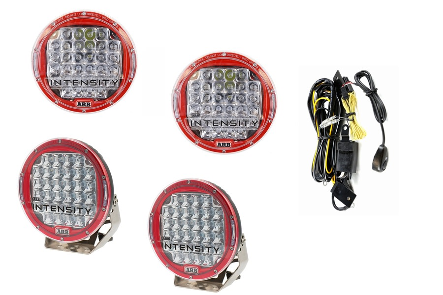 ARB 9.5in Intensity Light and Harness Package