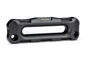 Warn Offset Hawse Fairlead - Gunmetal