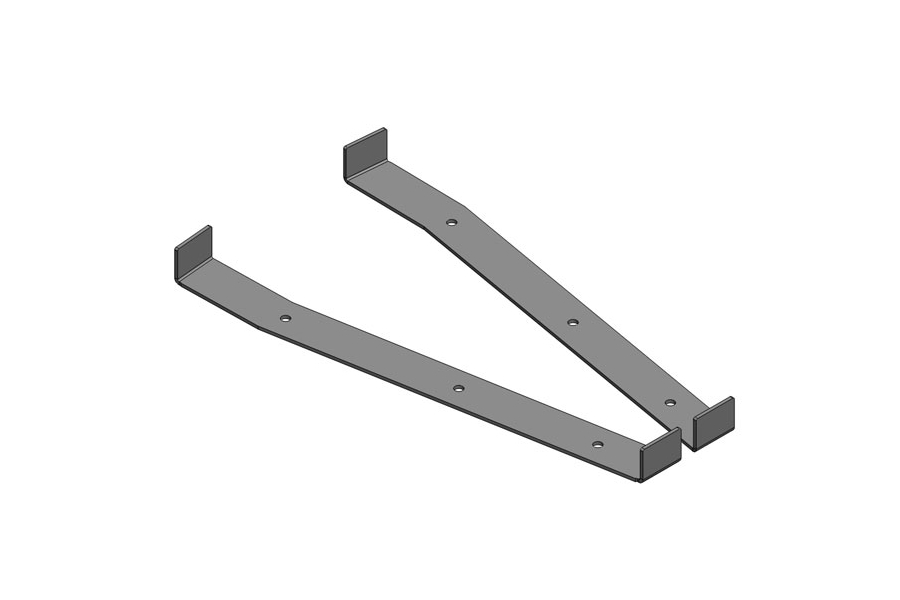 Clayton Frame Bracket Location Templates (Part Number:2207015)