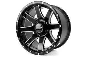 Pro Comp Series 86 alloy Wheel Gloss Black 17x9 ( Part Number: 8186-7973)