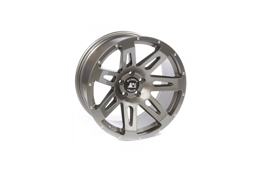 Rugged Ridge XHD Wheel 20 x 9, 5x5 (Part Number:15306.02)