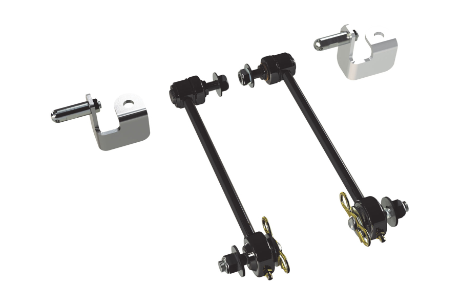 Teraflex Front Swaybar Disconnects Kit 6in (Part Number:1756000)