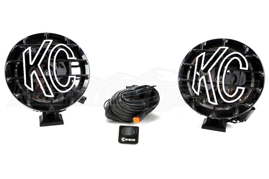 KC HiLiTES Pro-Sport With Gravity LED G6 Lights (Part Number:644)